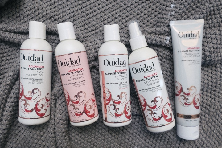 Is It Worth it? First Impressions Ouidad Advanced Climate control Line!