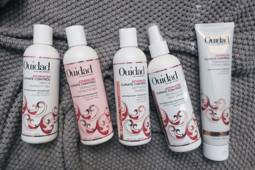 Is It Worth it? First Impressions Ouidad Advanced Climate controlLine!