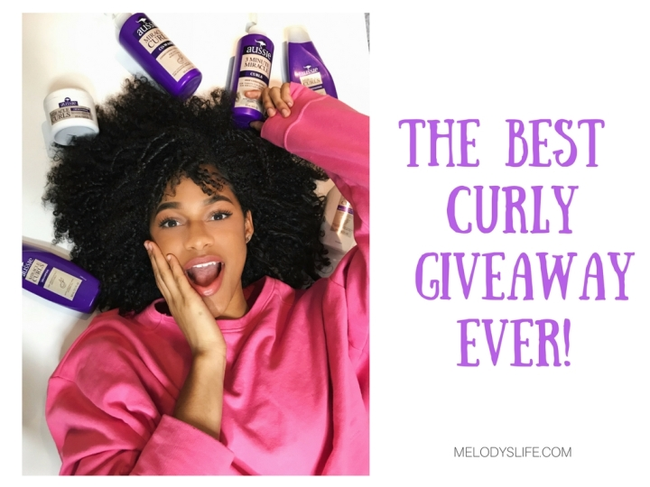 The Greatest Curly Giveaway EVER! FTAUSSIE
