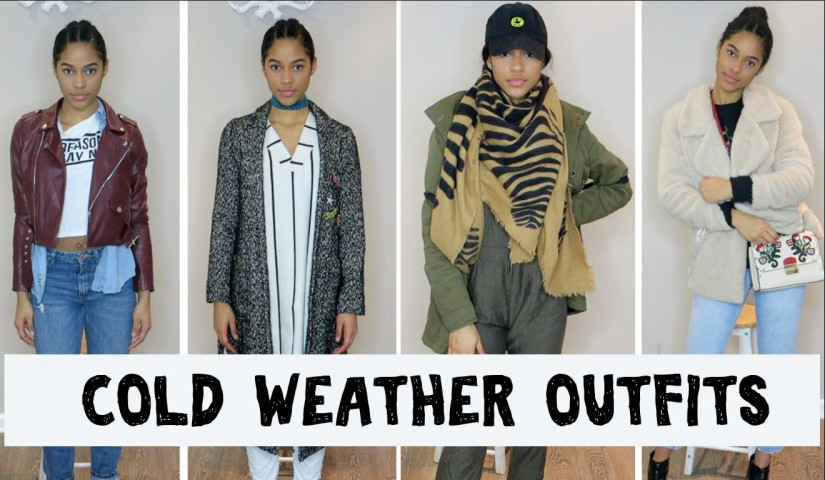 COLD OUTFIT IDEAS *VIDEO*