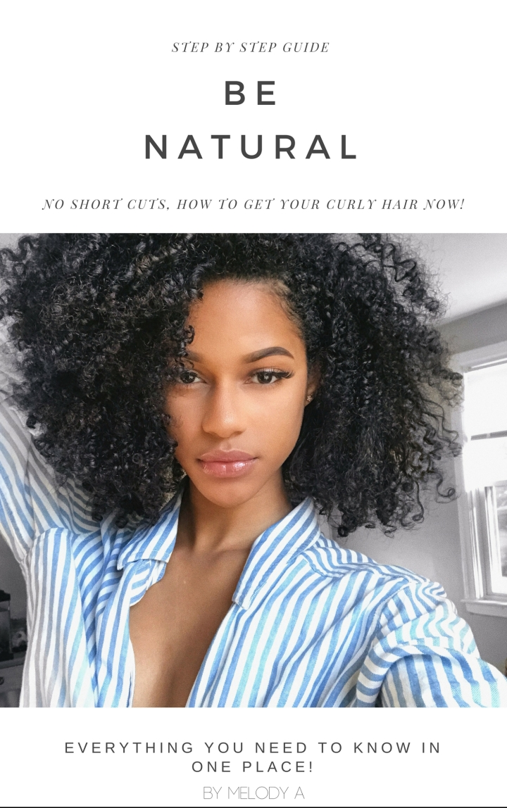 BE NATURAL E-BOOK